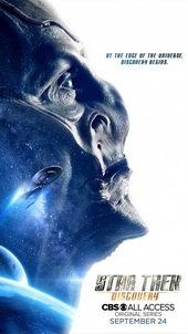 постер к сериалу Звездный путь: Дискавери (2017)