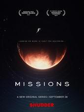 плакат к сериалу Миссии (2017)