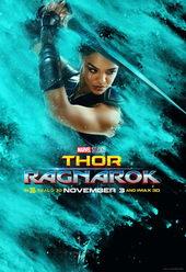 афиша к фильму Тор: Рагнарек (2017)