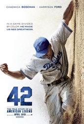постер к фильму 42(2013)
