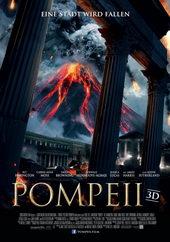 плакат к фильму Помпеи (2014)