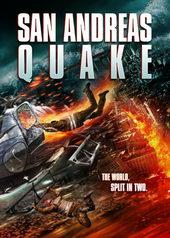 постер к фильму Землетрясение в Сан-Андреас (2015)