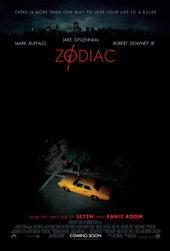 афиша к фильму Зодиак (2007)