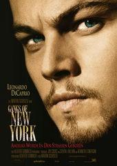 плакат к фильму Банды Нью-Йорка (2003)