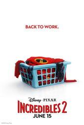 постер к фильму Суперсемейка 2 (2018)