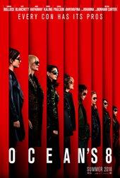 постер к фильму 8 подруг Оушена (2018)