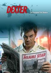 плакат к сериалу Декстер (2008)