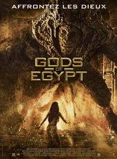 постер к фильму Боги Египта (2016)