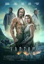 плакат к фильму Тарзан. Легенда (2016)