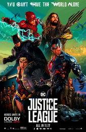 плакат к фильму Лига Справедливости (2017)
