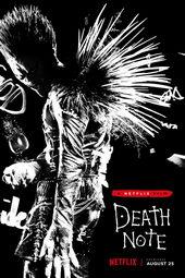 плакат к фильму Тетрадь смерти (2017)