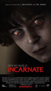 плакат к фильму Инкарнация (2016)