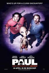 плакат к фильму Пол: Секретный материальчик (2011)