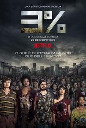 плакат к сериалу Три процента (2016)