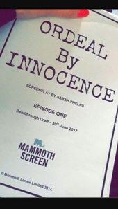 постер к сериалу Испытание невиновностью (2018)