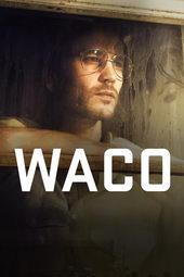 плакат к сериалу Трагедия в Уэйко (2018)