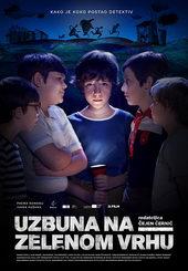 плакат к фильму Тайна Зеленого холма (2017)