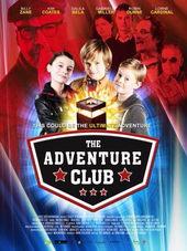 плакат к фильму Клуб приключений (2016)