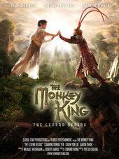 Царь обезьян: Начало легенды (2016)