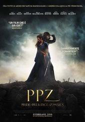постер к фильму Гордость и предубеждение и зомби (2016)