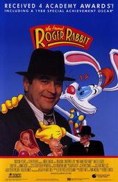 постер к фильму Кто подставил кролика Роджера (1988)