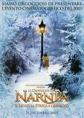 плакат к фильму Хроники Нарнии: Лев, Колдунья и волшебный шкаф (2005)