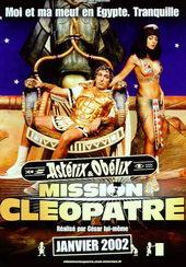 плакат к фильму Астерикс и Обеликс: Миссия Клеопатра (2002)