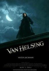 постер к фильму Ван Хельсинг (2004)