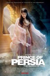 постер к фильму Принц Персии: Пески времени (2010)