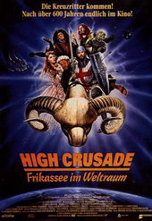 плакат к фильму Космический крестовый поход (1994)