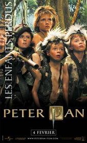 плакат к фильму Питер Пэн (2003)