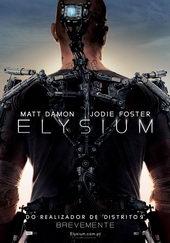постер к фильму Элизиум: Рай не на Земле (2013)
