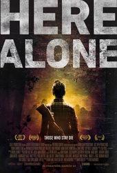 плакат к фильму Тут одна (2016)