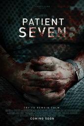 плакат к фильму Седьмой пациент (2016)
