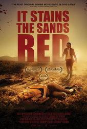 плакат к фильму От этого песок становится красным (2016)