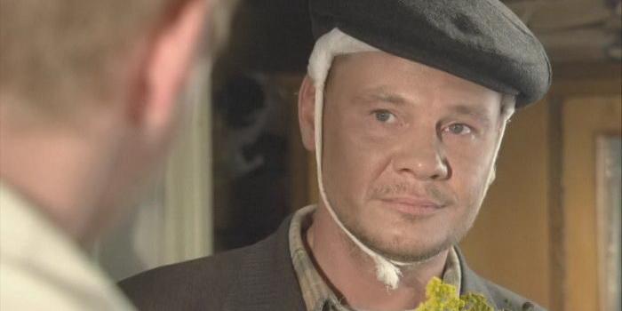 сцена из фильма Любовь на сене (2009)
