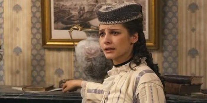 сцена из фильма Три женщины Достоевского (2011)