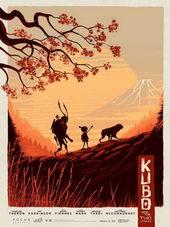 постер к мультфильму Кубо. Легенда о самурае(2016)