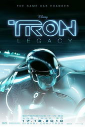плакат к фильму Трон: Наследие (2010)