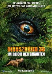 афиша к фильму Прогулки с динозаврами 3D (2013)