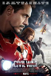 постер к фильму Первый мститель: Противостояние (2016)
