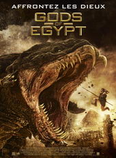 афиша к фильму Боги Египта (2016)