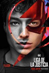 постер к фильму Лига Справедливости (2017)