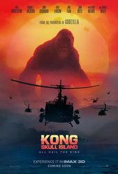 постер к фильму Конг: Остров Черепа(2017)