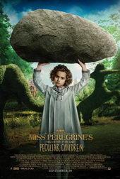 постер к фильму Дом странных детей мисс Перегрин (2016)