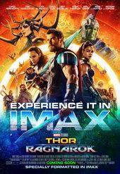 плакат к фильму Тор: Рагнарек (2017)