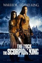 плакат к фильму Царь скорпионов (2002)