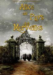 плакат к фильму Алиса в стране чудес (2010)