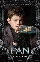 афиша к фильму Пэн: Путешествие в Нетландию (2015)