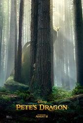 постер к фильму Пит и его дракон (2016)